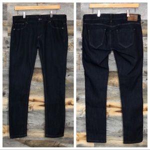 Zara Basics | Z1975 | Mid Rise Skinny Jeans | 8